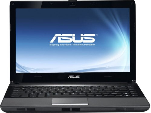 ASUS U31SD-DH31 13.3-Inch Underfed and Light Laptop (Black)