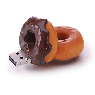 Chocolate Donut 2GB USB Flash Drive by JellyFlash