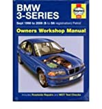 BMW 3-Series Petrol Service and Repair Manual: 1998 to 2006 (Haynes Service and Repair Manuals)