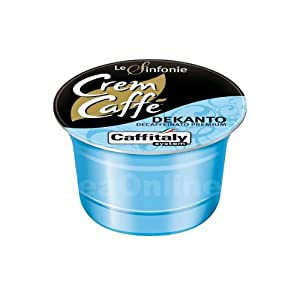Shop for Caffitaly Dekanto Premium Decaffeinated Coffee Capsules DUALIT COMPATIBLE by Coffeaonlinecom