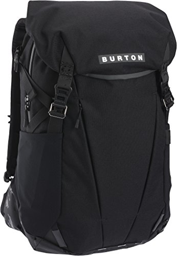 Burton-abete-Zaino per computer portatile, True Black Cordura (Nero) - 16699100013 NA
