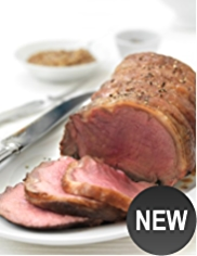 Medium Rolled Sirloin of Aberdeen Angus beef (Serves 7)