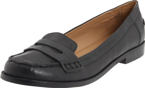 Report Women's Donovan Loafer,Black,8 M US