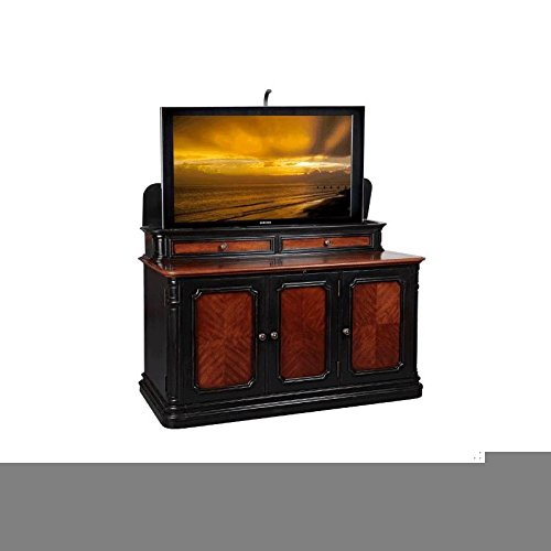 "Remington 59"" Tv Stand With Electric Fireplace"