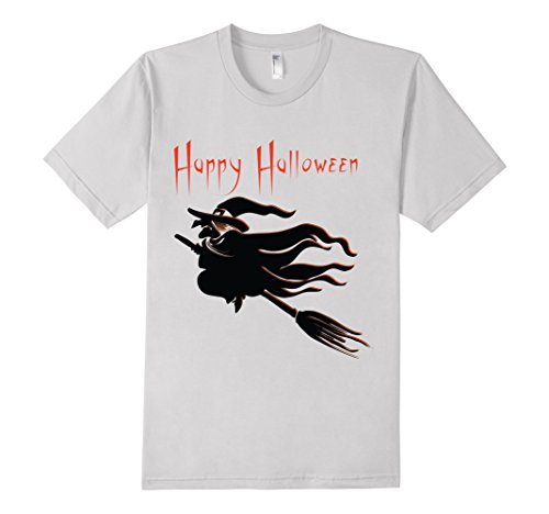 Halloween Pumpkin Witch Tee T-Shirt Costume FAST SHIPPING
