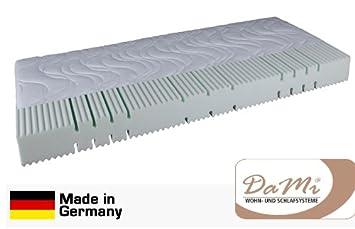 Orthopädische 7 Zonen Komfortschaummatratze Matratze AIR Balance H2 (200 x 200 cm)