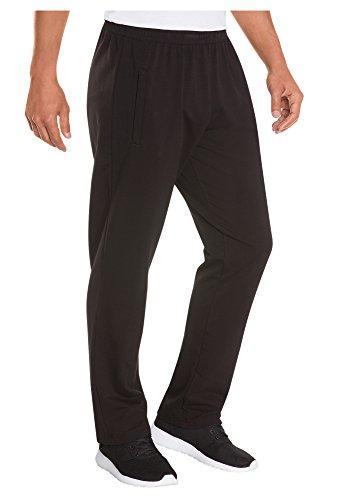Vittorio Rossi, Jogginghose Aus Sweat In Kurzgrösse - Gr. 24 - 28, Herren, Größe 28, schwarz