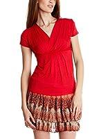 Assuili Camiseta Manga Corta Coline (Rojo)