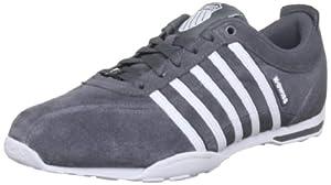 K-Swiss Arvee 1.5 02453-060-M, Herren Sneaker, Grau (Charcoal/White/Beluga), EU 41.5 (UK 7.5)