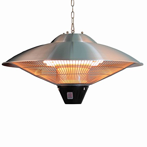 AZ Patio Heaters Electric Patio Heater, Hanging (Heat Lamp Hanging compare prices)