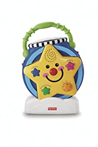 Fisher-Price Select-a-Show Soother