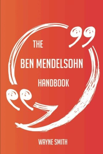 The Ben Mendelsohn Handbook - Everything You Need To Know About Ben Mendelsohn