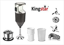 kingstar Hand Blender BMW PLUS GREY