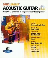 Songxpress Acoustic Guitar: CD-ROM