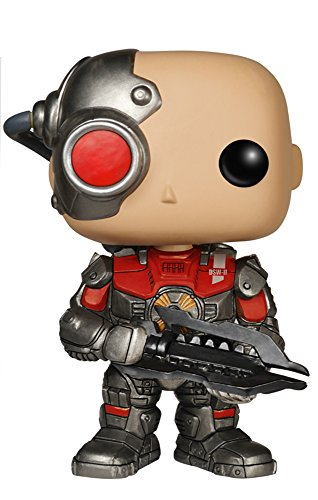 Funko POP Games: Evolve Markov Action Figure