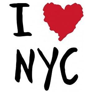 Body bebé I Love NYC by Shirtcity en BebeHogar.com