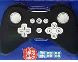 Wii U PROコントローラ用『シリコンプロテクト』 (ブラック)