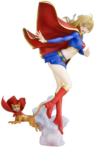 : Kotobukiya Kotobukiya DC Comics: Supergirl Bishoujo Statue