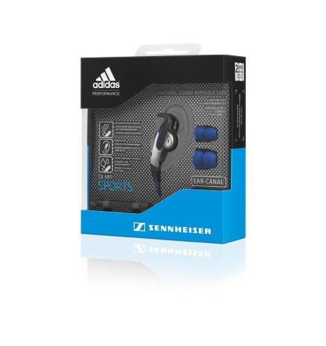 Sennheiser CX 685 SPORTS In-Ear Canal Headphones - Black Sennheiser CX 685  SPORTS In-Ear Canal Headphones - Black 430d7b2417