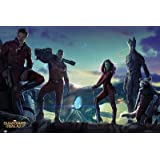 GB eye 61 x 91.5 cm Guardians of the Galaxy Group Landscape Maxi Poster