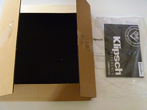 "New Klipsch R-10SW Powerful 10"" 300 watts Subwoofer"