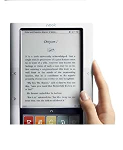 NOOK by Barnes and Noble 3G + Wi-Fi eReader eBook Reader (Re certified By Barnes and Noble)