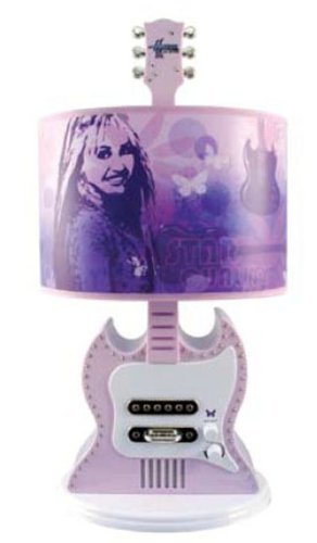 KNG Disney's Hannah Montana MP3 Lamp
