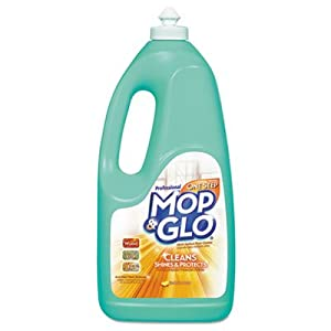 Professional MOP & GLO 74297CT - Triple Action Floor Cleaner, 64 oz Bottle
