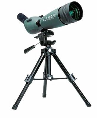 Konus 7120 20x-60x80mm Spotting Scope with Tripod And Case by Konus