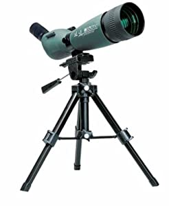 Konus 7120 20x-60x80mm Spotting Scope with Tripod And Case by Konus