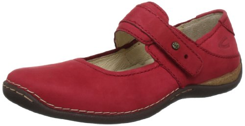 Camel Active Women's Daphne Red Mary Jane 737.12.07 4 UK