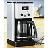 Cuisinart Brew Central 12-cup Porgrammable Coffeemaker + Permanent gold-ton ....