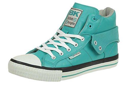 British Knights ROCO BK Damen Sneaker 32-3730-12 DK Acid blue, Schuhgröße:EUR 41
