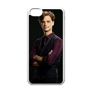 iPhone 5c phone case White Criminal Minds DDRK5350628