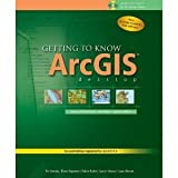 img - for Getting to Know ArcGIS Desktop: Basics of ArcView, ArcEditor, and ArcInfo (Getting to Know (ESRI Press)) [Audiobook] [Paperback] book / textbook / text book