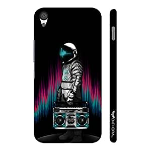 One Plus X Astronomical Music 2 designer mobile hard shell case by Enthopia