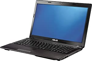 "Asus K53e-bbr17 Laptop. 2nd Gen Intel I5-2450m.4gb Memory.500gb Hard Drive. 15.6"" Led.dvd±rw/cd-rw.webcam.hdmi. USB 3.0 - Matte Dark Brown Suit"