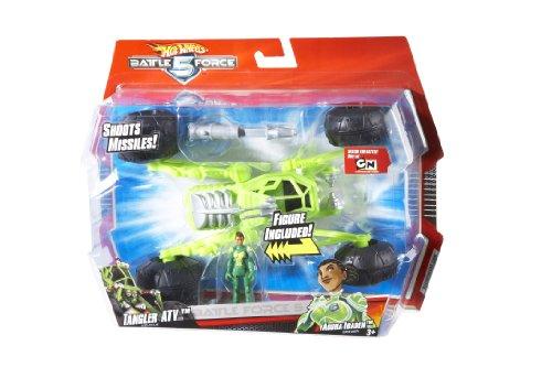 Hot Wheels Battle Force 5 Agura and Tangler (027084726695 ...