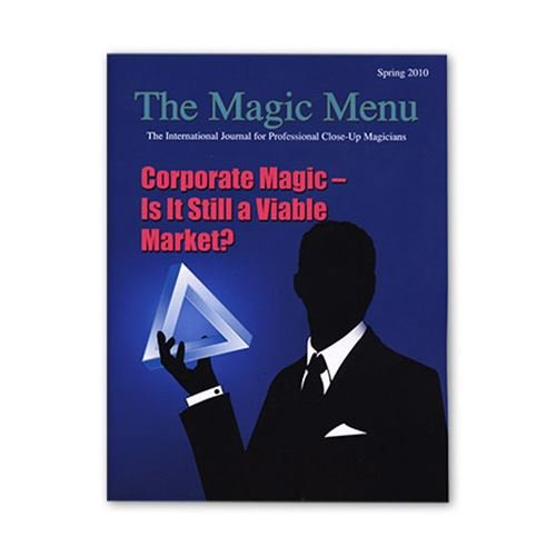 Magic Menu (Spring 2010) - Book
