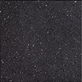 Black Galaxy Granite Tile (minimum order 100SF) Premium Polished 12x12""