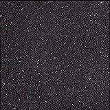 "Black Galaxy Granite Tile (minimum order 100SF) Premium Polished 12x12"""