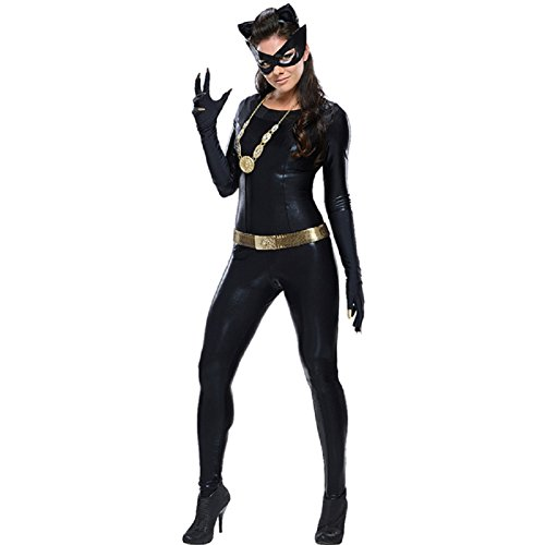 Mocoz Women's Batman The Dark Knight Rises Catwoman Costume