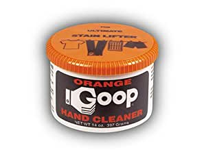 Orange Goop Hand Cleaner- Ultimate Stain Lifter