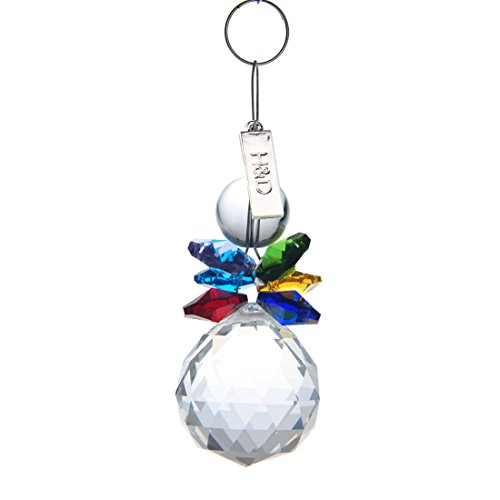 Crystal Ball Pendant Chandelier Prism Hanging
