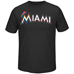 MLB Mens Short Sleeve Basic Logo Crew Neck Synthetic T-Shirt by VF LSG