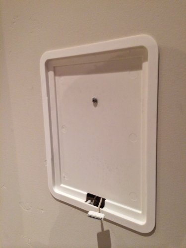 in wall ipad mount for ipad 2 3 and 4 home garden
