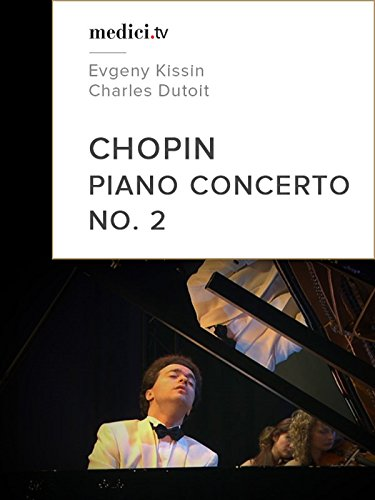 Chopin, Piano Concerto No. 2, Etudes