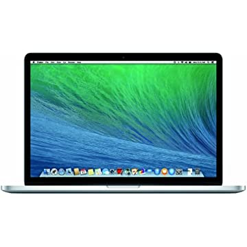 Lowest Price on Apple MacBook Pro ME293LL/A 15.4 Laptop with Retina Display, 2GHz Core i7, 256GB SSD
