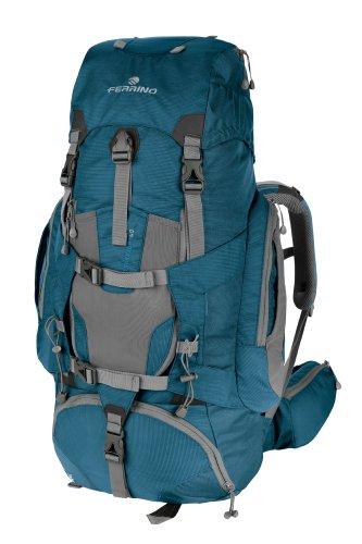 Ferrino Transalp  Zaino Trekking, Blu, 80 l
