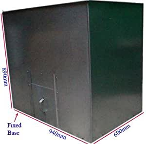 400Kg Galvanised Coal Bunker